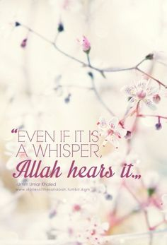 Daily Dose of Deen: Communicating with Allah - The Muslim Girl Islamic Quotes, Islamic Inspirational Quotes, Muslim Quotes, Religious Quotes, Islamic Art, Allah Quotes, Quran Quotes, Qoutes, Hindi Quotes