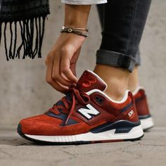 Sneakers femme - New Balance 530 (©fall.id)