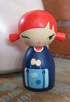 Poppet Momiji Doll 2009