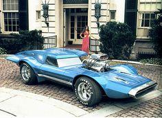 so perfect car for hijacking semi's?? ;)