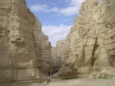 Hiking in Israel's Judean Desert