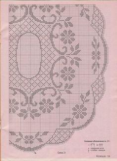 Heklanje | Sheme heklanja | Šeme za heklanje - stranica 1204
