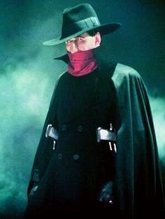 "Alec Baldwin as ""The Shadow"""