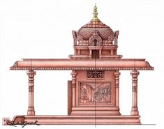 Posts about Temple Architecture written by sreenivasaraos Indian Temple Architecture, India Architecture, Temple Drawing, Krishna Statue, Kali Statue, Mandir Design, Ganapati Decoration, Indian Illustration, Cement Art