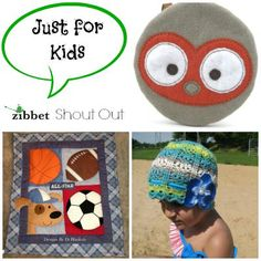 Just for Kids Zibbet Shout Out