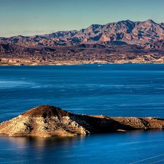 Lake Mead-One of the best places to jet ski, it is gorgeous out there...it is about 45 mins from Vegas...this picture doesn't do it justice and you can see the Hoover dam while your jet skiing.