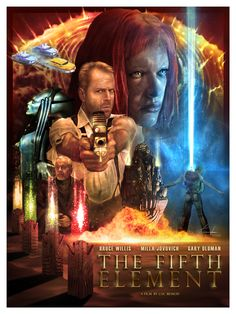 """""""The 5th Element"""" by Casey Callender"""