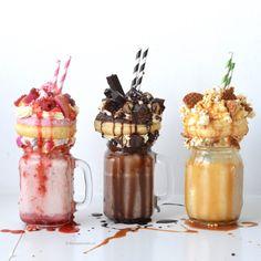 New Avsa Restaurant – New Avsa Restaurant For Healthy Food Cute Desserts, Delicious Desserts, Yummy Food, Tasty, Dessert Drinks, Yummy Drinks, Dessert Recipes, Donuts, Kreative Desserts