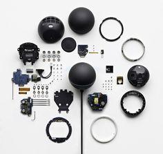 Cool Stuff We Like Here @ CoolPile.com  ------- // Original Comment \\ -------  Google Nexus Q's innards revealed piecebypiece.