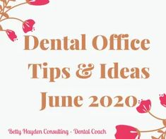 Dental Office Marketing, Leadership, and Practice Management Tips and Ideas for June 2020 | Betty Hayden Dental Coach Dental Health Month, Oral Health, Give Kids A Smile, Dental Practice Management, Dental Kids, Summer Reading Program, Leadership Tips, Teeth Cleaning, Management Tips