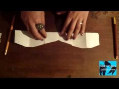 ♥ How to cut a patiala salwar from a saree (explanation) ♥ - YouTube