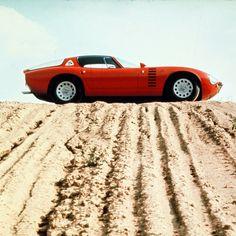1964 Bertone Alfa Romeo Canguro