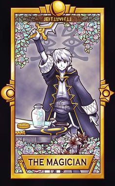 Robin - The Magician by Quas-quas on DeviantArt
