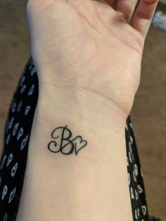 initial tattoo images for women