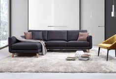 Bellaire Sectional Sofa - TB3 Home