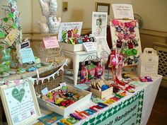 Image result for crafts stalls display ideas