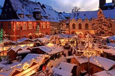 Christmas Market in Goslar, Germany Christmas Scenery, Christmas Feeling, German Christmas Markets, Christmas Markets Europe, Travel Tours, Travel Destinations, Shopping Travel, Budget Travel, Hobbies For Adults