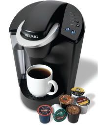 Keurig Single-Cup Coffee Maker — Click http://amzn.to/uxGGOa to buy for 119.95 — #Keurig #Coffee_Maker