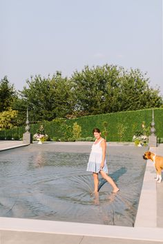 """Co-host of HGTV Canada's """"Love It or List It Vancouver"""" & Former Bachelorette, Jillian Harris, shares all of the details of her pool. Rectangle Above Ground Pool, Rectangle Pool, Above Ground Pool Decks, In Ground Pools, Plastic Swimming Pool, Zero Entry Pool, Solar Pool Cover, Inground Pool Designs, Pool Kits"""