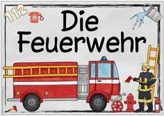 "Ideenreise: Themenplakat ""Feuerwehr"""