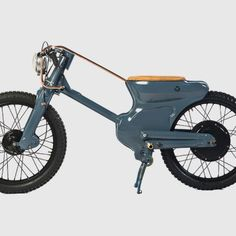 Postie café racer par Joe Fisher et Ryan Mischkulnig - Journal du Design Honda, Le Tube, Comme, Fisher, Motorcycle, Simple, Painting, Design, Copper