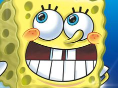 LOL happy spongebob XD