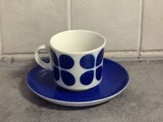 Kuvahaun tulos haulle arabia kahvikuppi puhalluskoriste