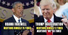 Adios Narcissist Obama!