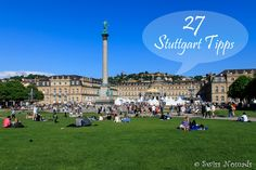 Stuttgart is cool. Check out 27 Things to do in Stuttgart. Shopping at Königstrasse, visiting castles, eating great traditional food… Places To Travel, Places To Visit, New Palace, Stuff To Do, Things To Do, Stuttgart Germany, Germany Castles, Roadtrip, Travel