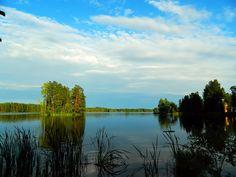 Kotilammi lake. Isokyrö, Orisberg, South Ostrobothnia province of Western Finland. - Etelä-Pohjanmaa,