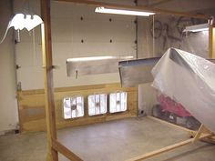 11 Paint Booth Ideas Paint Booth Diy Paint Booth Spray Booth