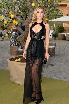Kate Hudson en Julien Macdonald