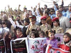 Pakistan Schools Close On Anniversary Of Deadly School Siege
