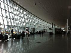 John F. Kennedy International Airport (JFK) in New York, NY