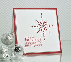 Joyful Creations with Kim: Merry Monday: Blessings