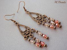 Handmade earrings #giveaway