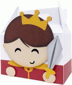 cute prince box----------------------------View Design #61092: cute prince box