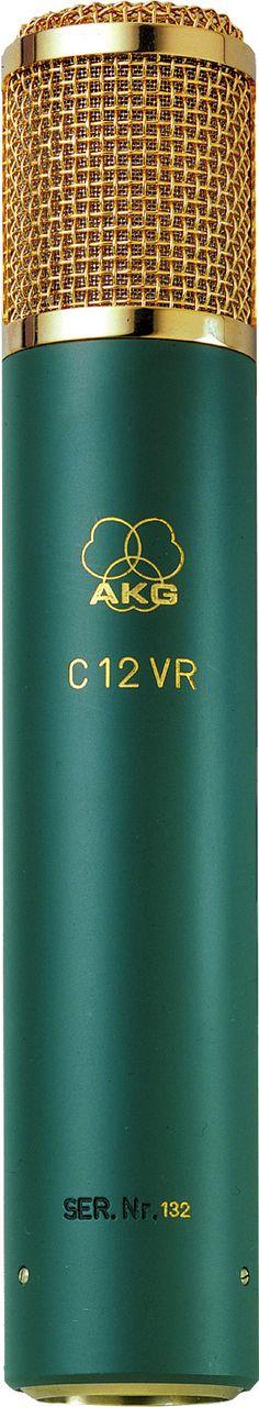AKG C 12 VR. *sigh*... One day... - www.remix-numerisation.fr - Numérisation Capture Transfert Sauvegarde Duplication Audio et Vidéo
