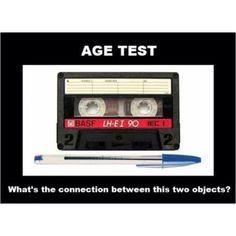 Age Test, pass or fail?
