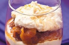 Date and apricot pudding  A rich, traditional winter dessert and a luxurious alternative to Christmas pud!