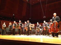 Yuri Bashmet & Moscow Soloists, Seoul Art Center, 2013-5-28