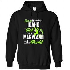 IDAHO-MARYLAND Xmas 01Lime - #tshirt recycle #cozy sweater. ORDER HERE => https://www.sunfrog.com/States/IDAHO-2DMARYLAND-Xmas-01Lime-Black-Hoodie.html?68278