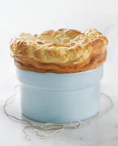 Gruyere & Parmesan Souffle