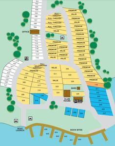 Hickory Point RV Park Site Map 2017 - Visit us in Tarpon Springs, on the beautiful Gulf coast of central west Florida Florida Campgrounds, Rv Parks And Campgrounds, Florida Camping, Florida Vacation, Tarpon Springs, West Florida, Rv Travel, Site Map, Travel Inspiration