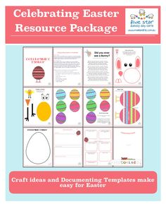 Easter resource package