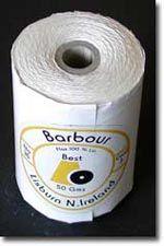 Linen Thread, Irish, Unbleached Linen, Bookbinding Thread