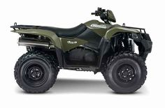 New 2016 Suzuki KINGQUAD ATVs For Sale in Pennsylvania. 2016 Suzuki KINGQUAD 500AXI POWER STEERING, The rugged and reliable KingQuad 500AXi Power Steering receives a few new changes that provides smoother acceleration, quicker throttle response, and a stronger feel in the mid-high RPM range. The front end of the quad gets a newer aggressive stance while side panel change allows you to easily check your oil level without removing any body parts.