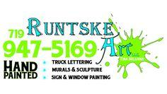 Runtske Art Business Card version two