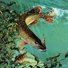 Fisherman painter Mark Susinno - Art Kaleidoscope