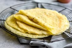 3-Minute Blender Tortillas (No Rolling Required)